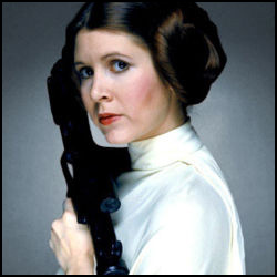 Carrie Fisher confirma su regreso para el Episodio VII