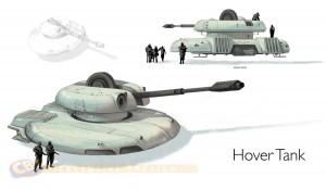 Tanque aéreo obra de Sean Cooke
