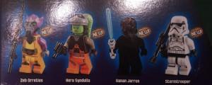 Lego Rebels