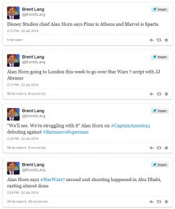 Twitter Brent Lang