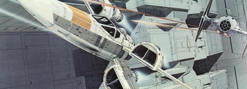 X-Wing en el EpisodioVII