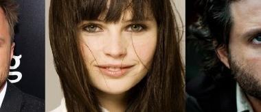 Felicity Jones contratada para el Spin Off, otros actores tanteados