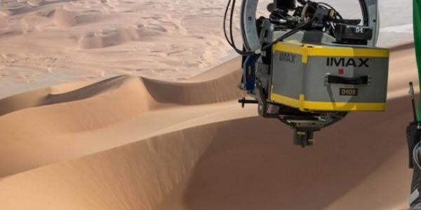 Se confirma que el episodio VII se está rodando en formato IMAX