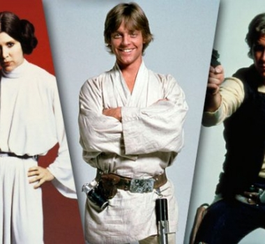 Carrie Fisher, Mark Hamill y Harrison Ford ya están en Londres