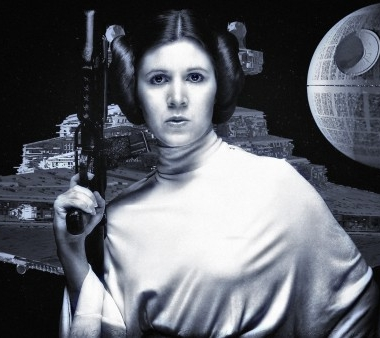 Participación de Carrie Fisher en el episodio VII confirmada