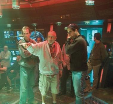 Dan Mindel Director de Fotografía para el Episodio VII
