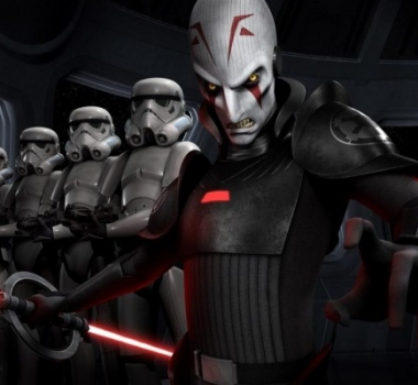 Dos teaser trailers de Star Wars Rebels
