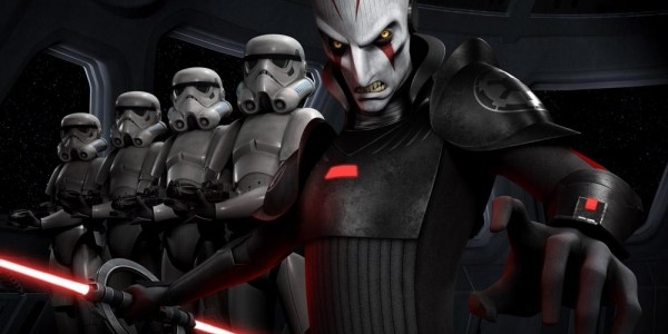 Confirmada película de Star Wars Rebels