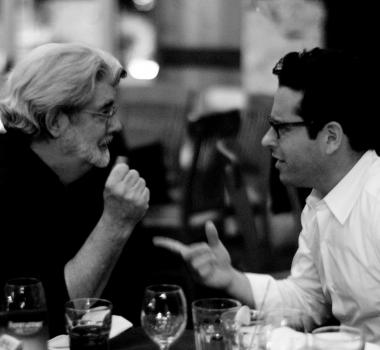 """George Lucas: """"No he hablado con J.J. Abrams sobre Star Wars Episode VII»"""