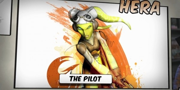 Último personaje de Star Wars Rebels presentado