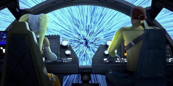 Nueva escena de Star Wars Rebels
