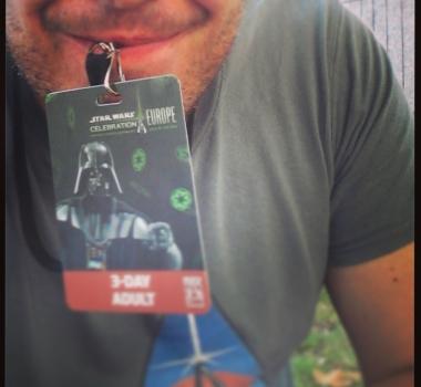 Comienza la Star Wars celebration Europe en Essen