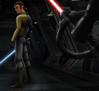 Nuevo trailer y clip de Star wars Rebels
