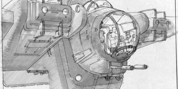 Nuevo arte conceptual de la serie Rebels
