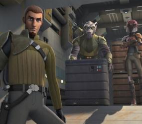 SPOILERS de los dos primeros capítulos de Rebels