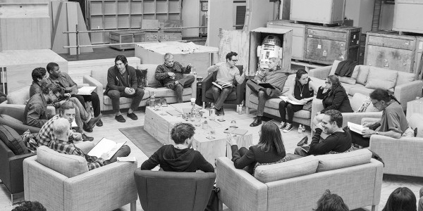 Casting del episodio VII