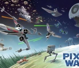 Pixar podría hacer una película de Star Wars