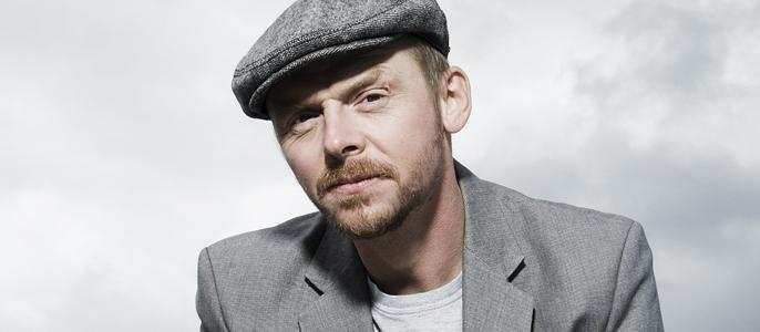 Anthony Daniels ha confirmado que Simon Pegg ha estado en el rodaje del episodio VII