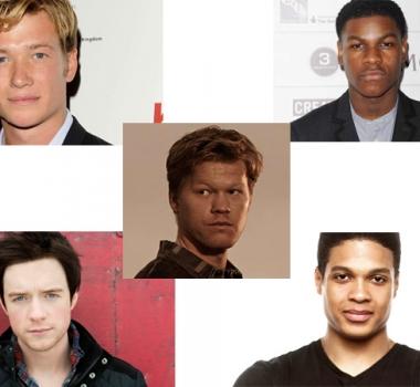 Cinco candidatos finales para papel en el episodio VII
