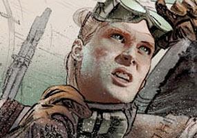 The Star Wars: El cómic de la idea original de Star Wars