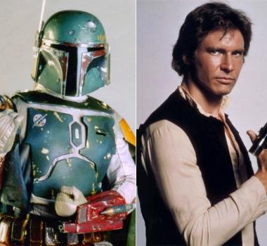 Boba Feet o Han Solo en los Spin Off de Star Wars