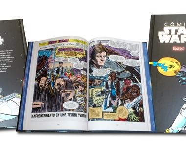 Planeta de Agostini publicará  una nueva colección de fascículos de cómics de Star Wars.