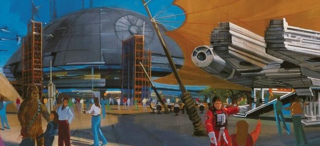 """Disney abrirá «Star Wars Land"""""""